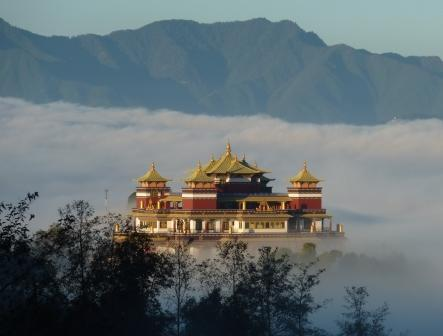 Amitabha Temple and Retreat Center, Nepal