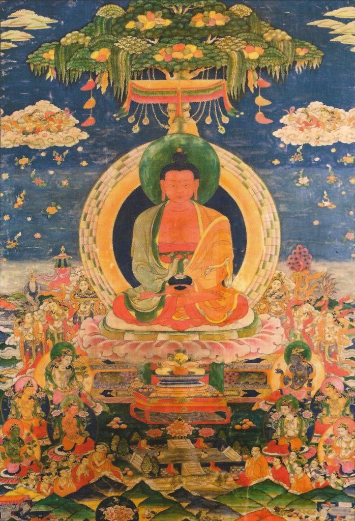 Bodhgaya 2019: Amitabha 10-Levels and Introduction True Nature of Mind Teachings