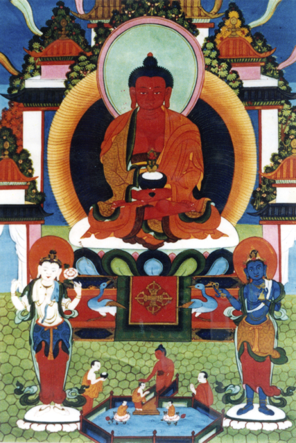100 Million Amitabha Mantras