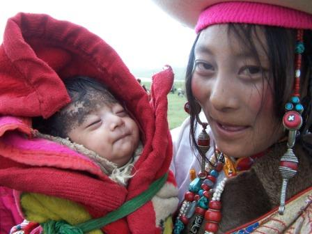 """May 13 is """"Matching Day"""" for Safe Childbirth in Rural Tibet"""