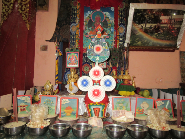 Tenshug shrine