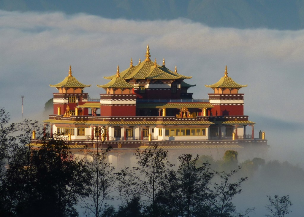Amitabha Retreat Center in Nepal