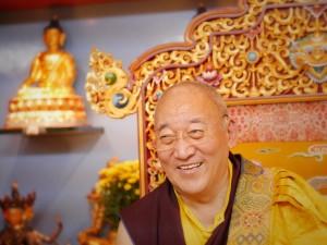 Ayang Rinpoche France