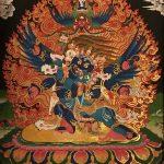 Dorje Phurba Drupchen in Bylakuppe