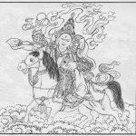 Protector Achi Chokyi Drolma Offering Puja