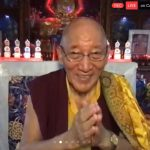 Thank you, Rinpoche, for streaming Phowa practice