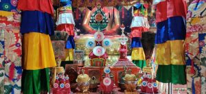 Liberation of Dead Beings – 100 Deities Puja