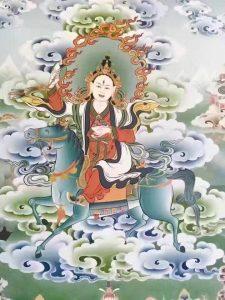 Achi Choekyi Dolma 100,000 Offering Prayer Puja